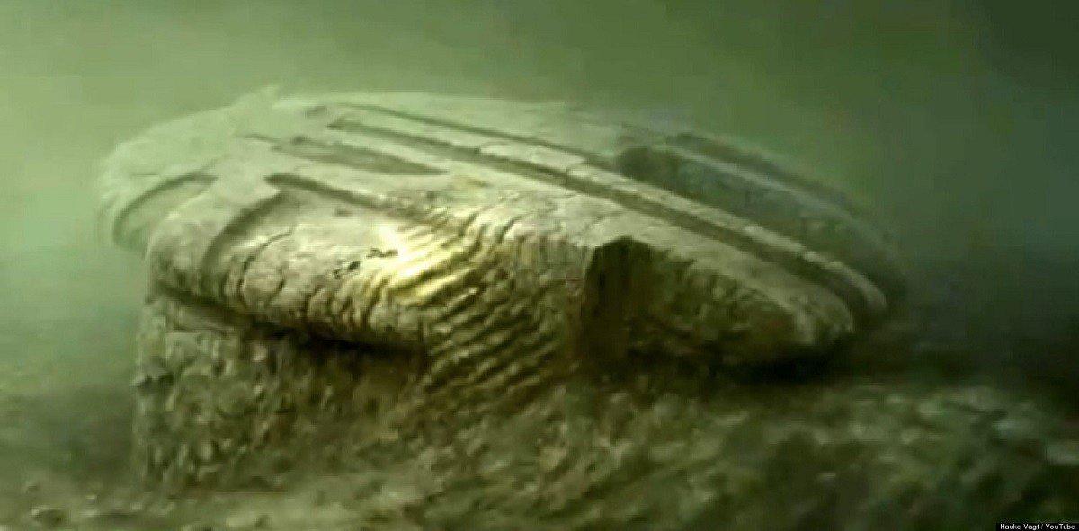 09c47255730b Топ-10 самых странных вещей, найденных на дне океана