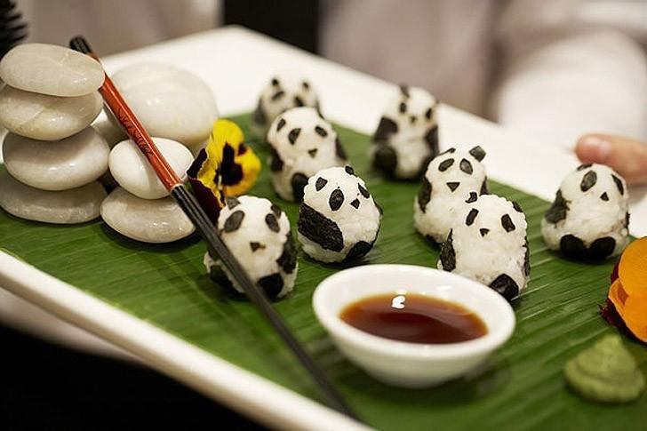 Блюда японской кухни фото