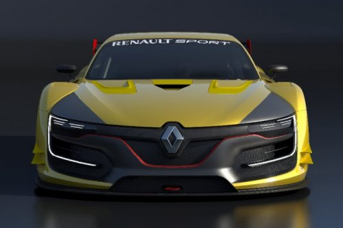 Renault RS 01 – спортивная новинка от Renault (12 фото)