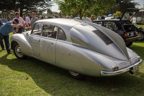 Лучшие автомобили на Concours d