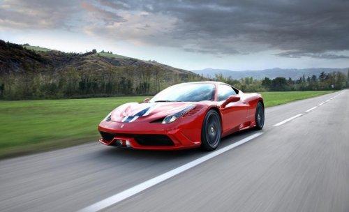 Топ-10 самых популярных мощных автомобилей в мире
