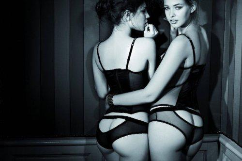 Сексуальные девушки в нижнем белье (24 фото)