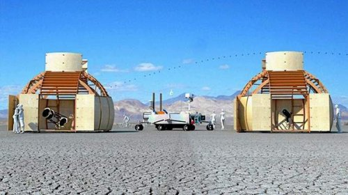 8 Странных и невероятных моментов с Burning Man 2014