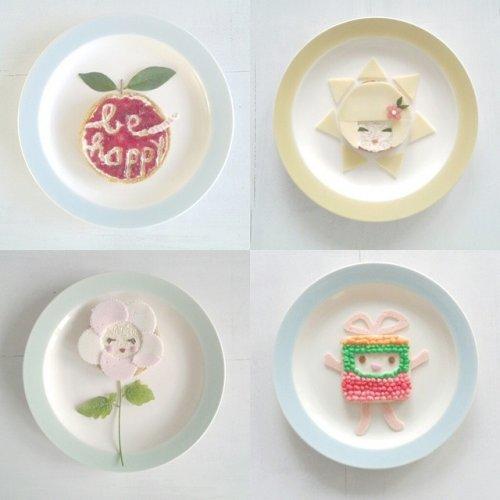 Креативные завтраки для детей (17 фото)