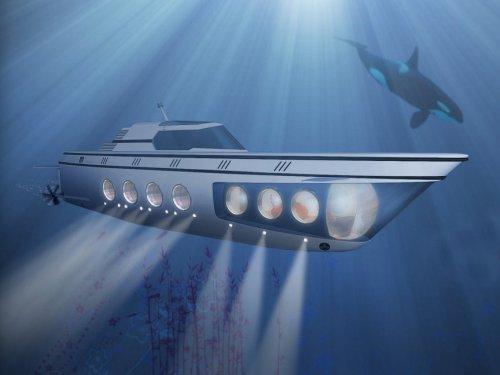 Топ-10 самых дорогих и роскошных подводных лодок