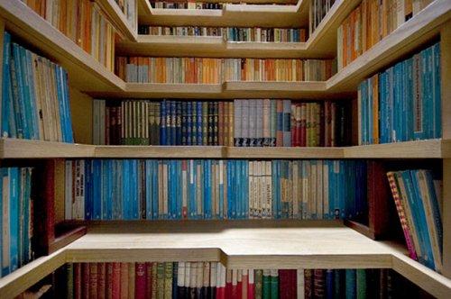 Лестницы с оригинальным дизайном (18 фото)