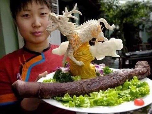 Топ-10 самых странных блюд в мире