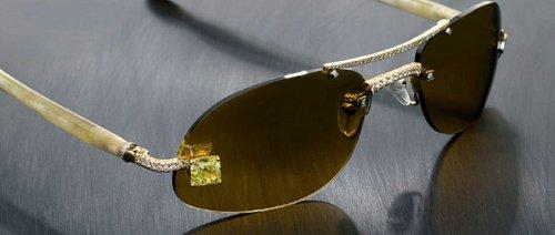 Топ-10 пар самых дорогих солнечных очков в мире