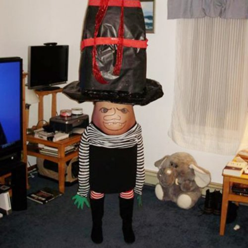 Костюмы на Хэллоуин для беременных (23 фото)