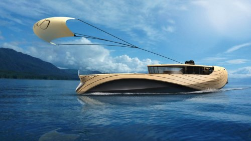 Топ-10 невероятных яхт будущего (20 фото)