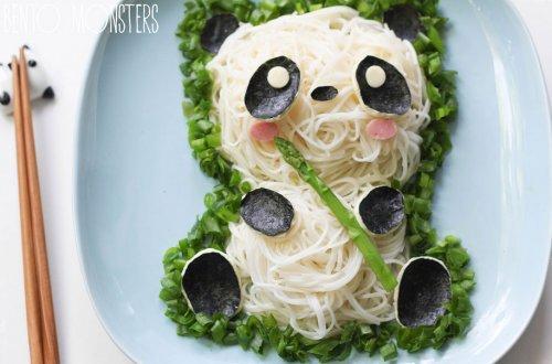 Креативная мать создаёт очаровательные бэнто-ланчи для своих сыновей (19 фото)