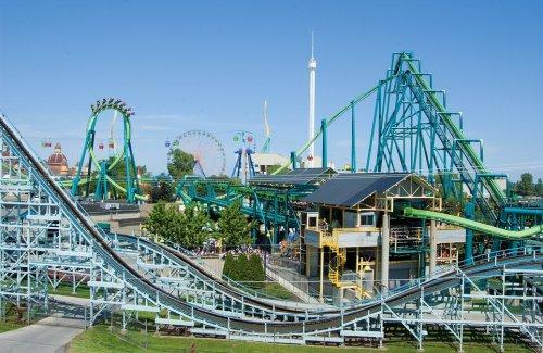 Топ-10 компаний-владельцев самых популярных в мире парков развлечений