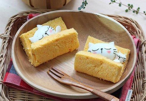 Креативные японские блюда (30 фото)