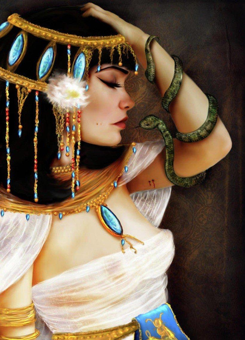 Сексуальные пристрастия клеопатры