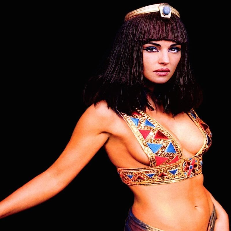 Египетская царица клеопатра секс
