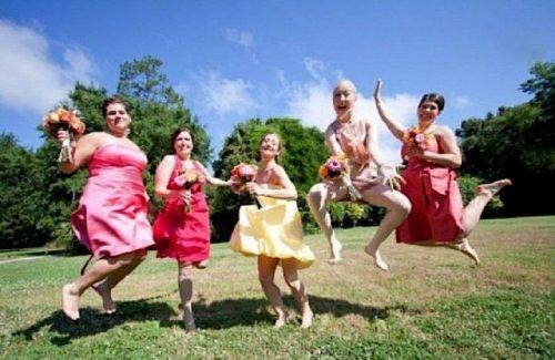 Свадебные снимки, которые можно было не делать (20 шт)