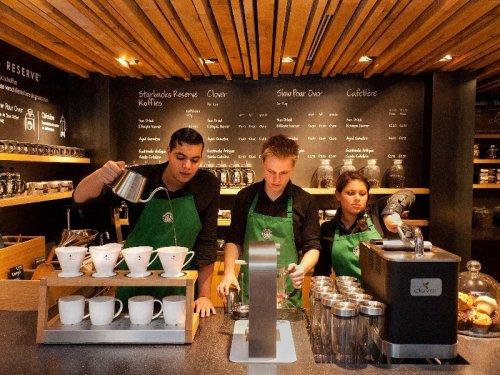 Топ-10 фактов, которых вы не знали о Starbucks