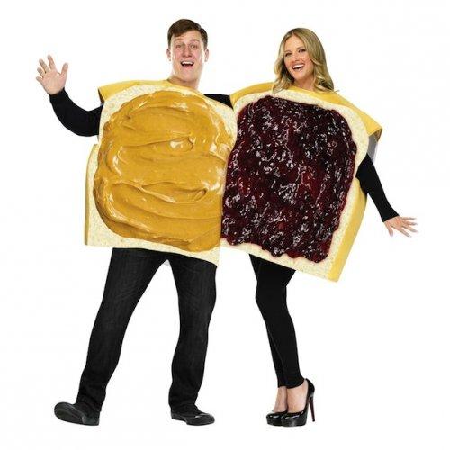 Топ-25 самых безвкусных парных костюмов на Хэллоуин