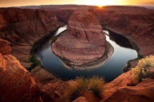 Красота и величие природы в фотографиях (34 фото)