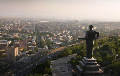 Вид на города с высоты птичьего полёта (15 фото)