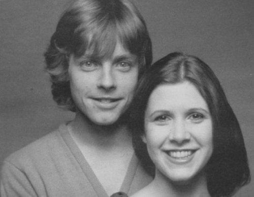 Люк Скайуокер и принцесса Лея встретились много лет спустя (2 фото)