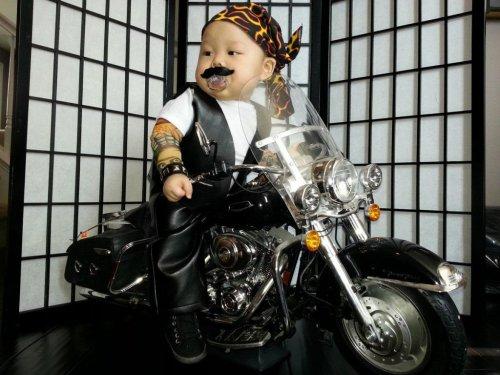 Самые забавные и весёлые детские костюмы на Хэллоуин (22 фото)