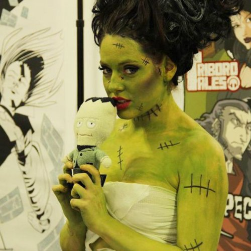 Участницы New York Comic Con 2014 (33 фото)