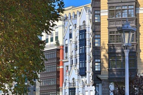 Причудливая архитектура города Бильбао (18 фото)
