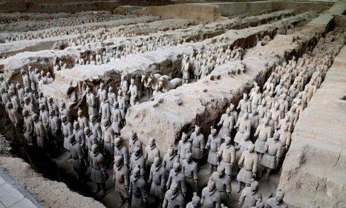 Топ-10 странных археологических находок, которым нет объяснения