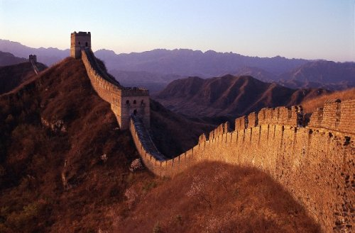 Топ-25 удивительных фактов о Великой Китайской стене, которых вы не знали