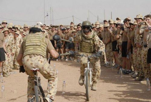 Военный юмор в фотографиях (20 шт)