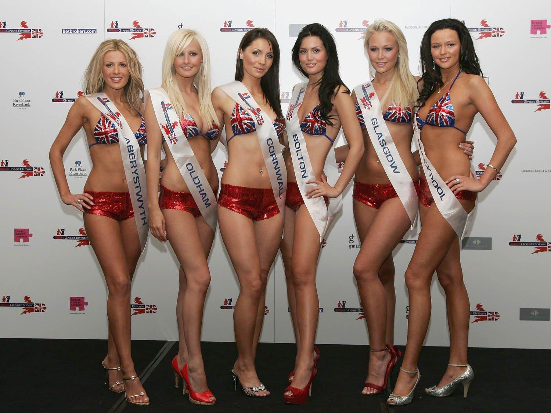 Фото с конкурса мисс грудь 18 фотография