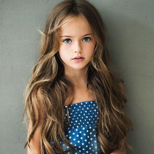 летняя модель Кристина Пименова (28 ...: www.bugaga.ru/interesting/1146746577-9-letnyaya-model-kristina...
