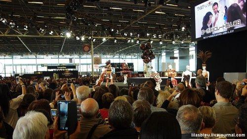 В Париже прошла выставка шоколада Salon du Chocolat – Paris 2014 (25 фото)