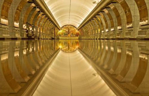 Самые красивые станции метро мира (34 фото)
