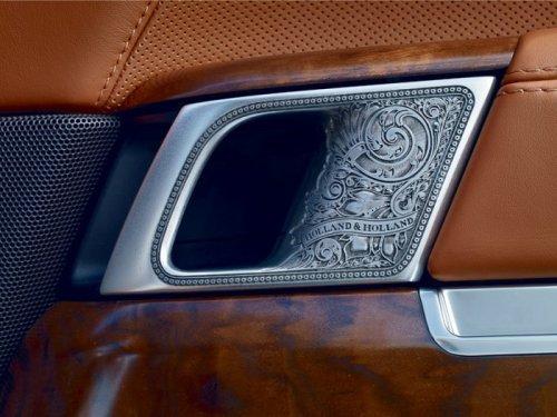 Внедорожник Holland & Holland Range Rover стоимостью 300.000 долларов (7 фото)