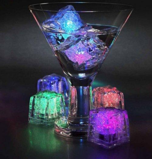 Топ-10: Многоразовые кубики льда для напитков