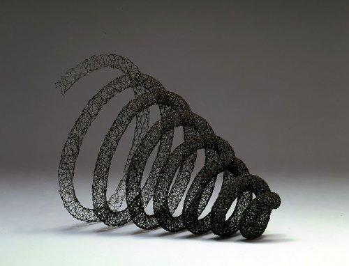 Удивительные инсталляции из гвоздей (12 фото)