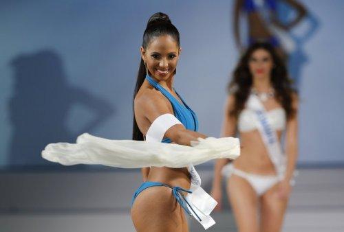 54-ый конкурс красоты Мисс Интернешнл в Токио (17 фото)