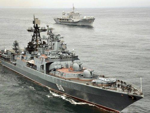 Топ-15 крупнейших флотов планеты