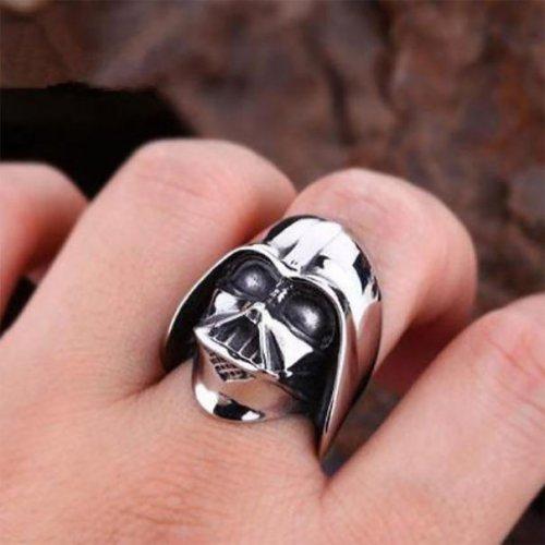 Креативные кольца и перстни (33 фото)
