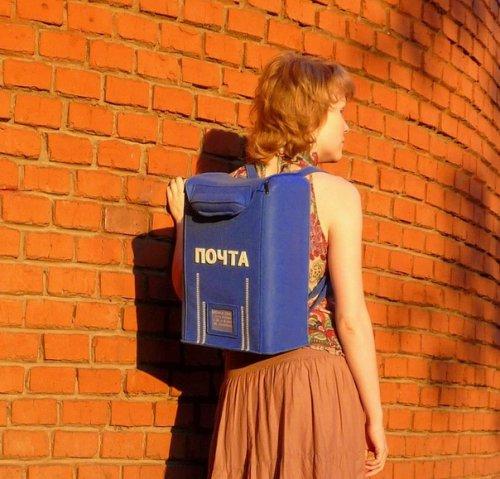 Необычные рюкзаки (16 фото)
