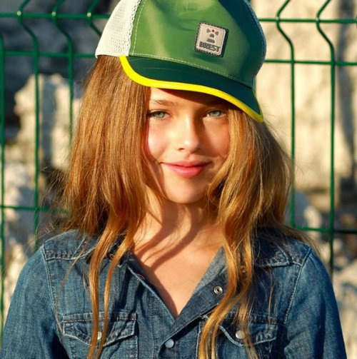 9-летняя модель Кристина Пименова (28 фото)