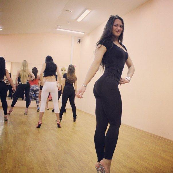 Девушки москвы занимающиеся фитнесом фото