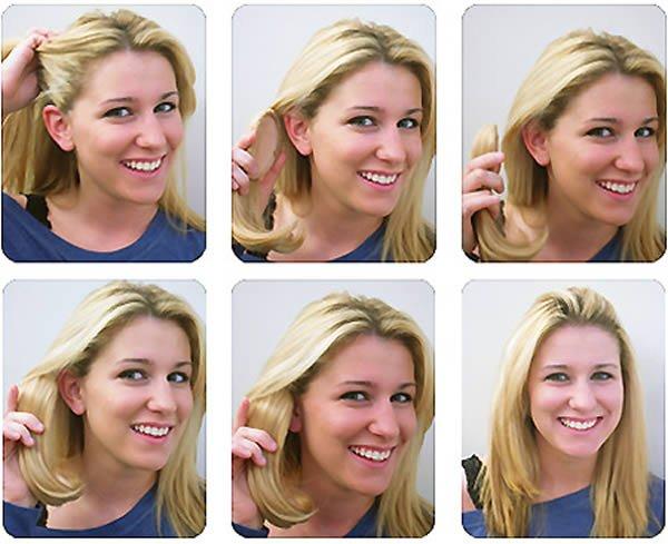 Прическа чтобы скрыть уши
