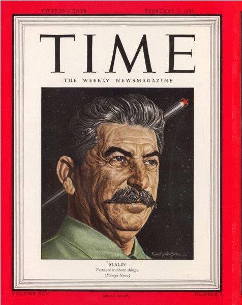 """Самые запоминающиеся обложки журнала """"Time"""" c """"Человеком года"""" (11 фото)"""