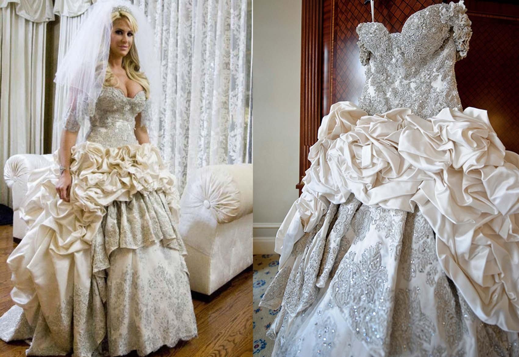 e2818f775f62c02 Топ-12: Самые дорогие дизайнерские свадебные платья