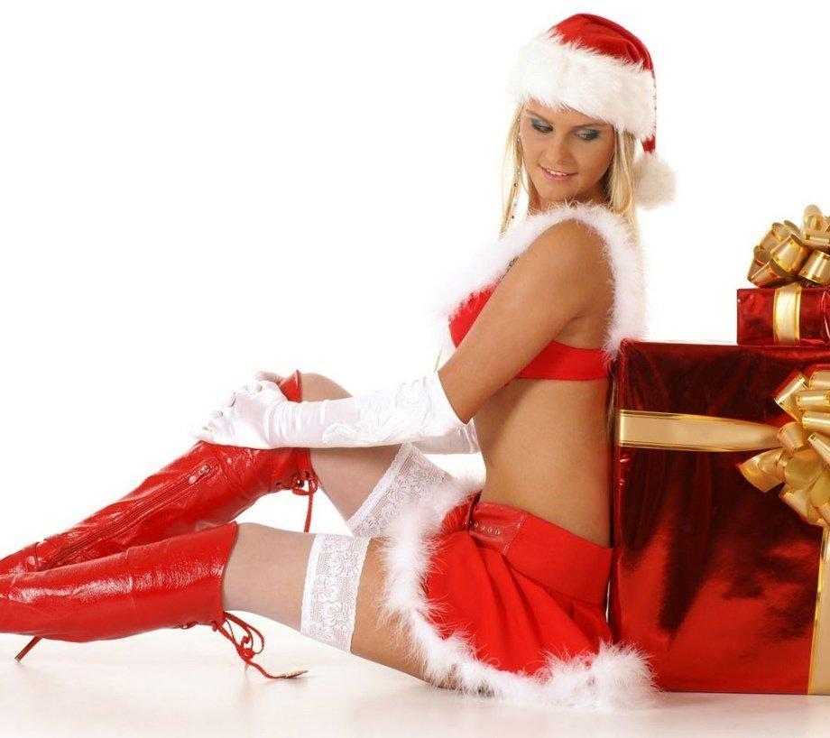 Фото сексуальные новогодние