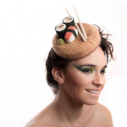 Аппетитные шляпы Маора Забара (9 фото)