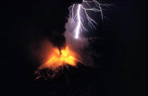 Топ-10: Странные электрические феномены, встречающиеся в природе